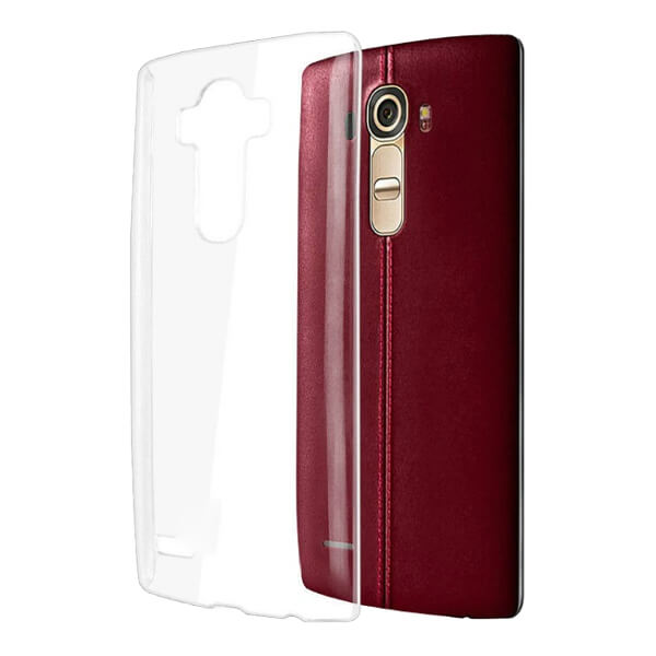 Hard Clear Case for LG G4